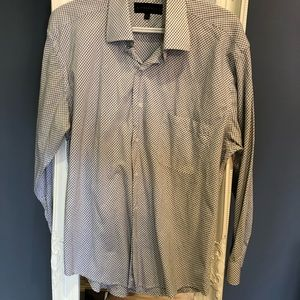 2/$30 Alfred sung dress shirt